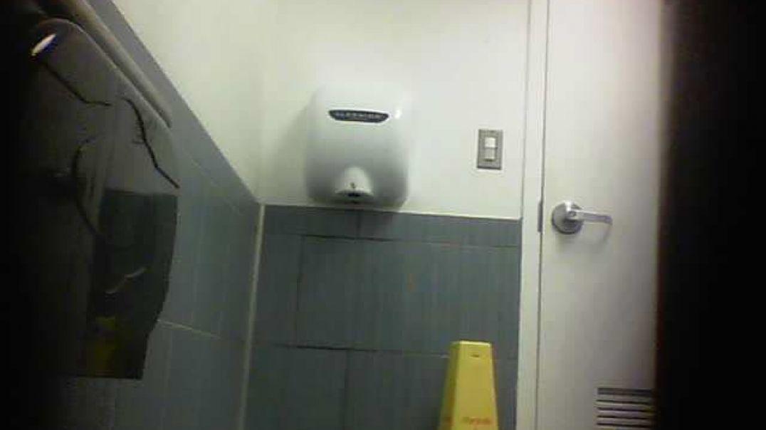 Toilet Hidden Cam 26