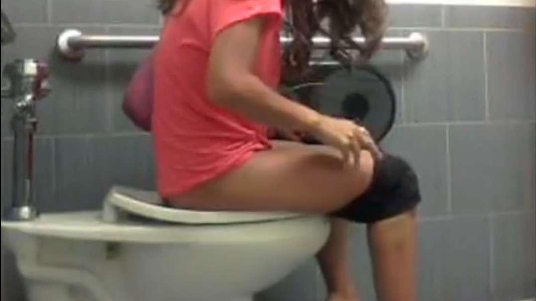 Toilet Hidden Cam 42