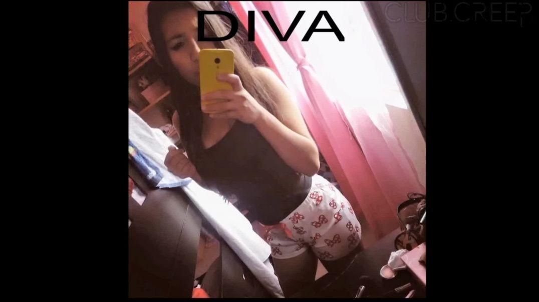 ANDREA ESTELA IS SPY IN THE GYM BATHROOMS