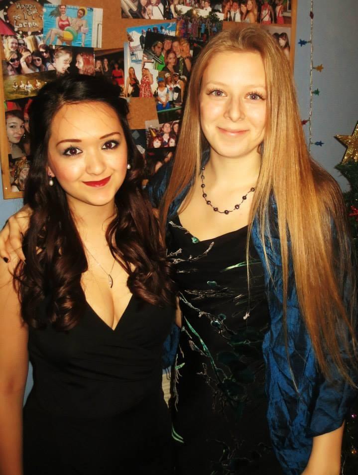 Sister's Graduation Party