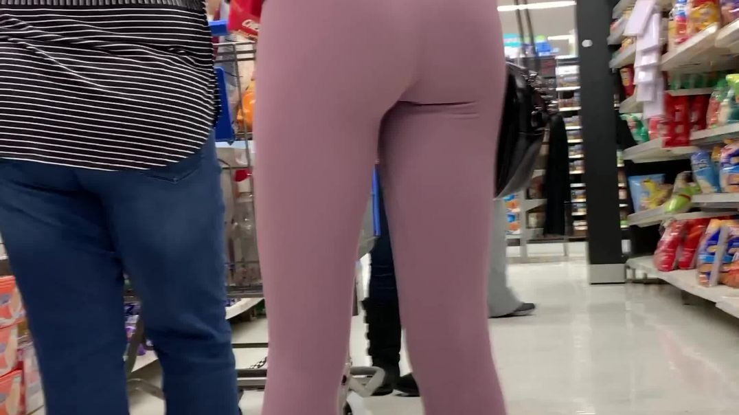 Tight Teen Pink Spandex